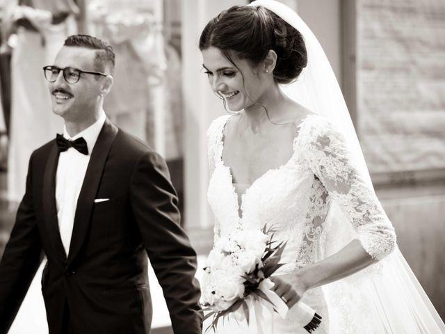 Il matrimonio di Cristina e Valter a Tortoreto, Teramo 10