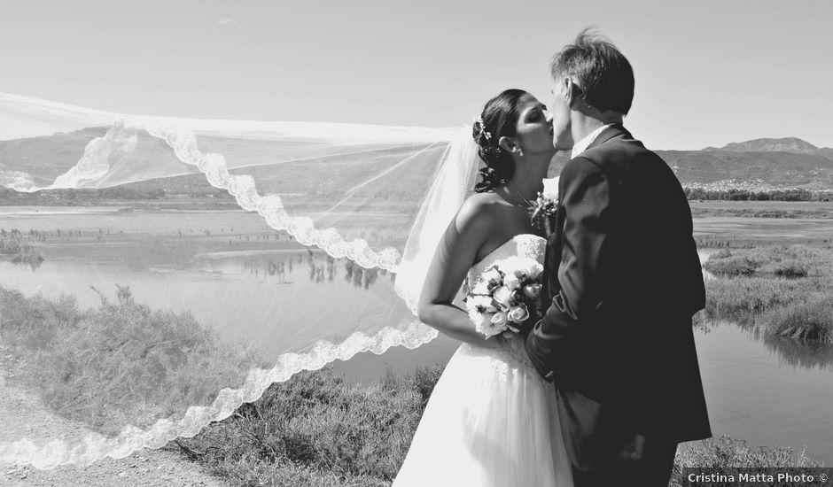 Il matrimonio di Dimitry e Federica a Sestu, Cagliari