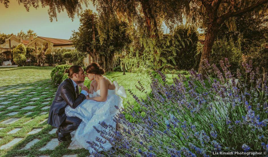 Il matrimonio di carmine e stefania a Manfredonia, Foggia