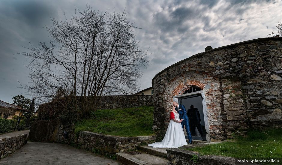 Il matrimonio di Matteo e Roberta a Varese, Varese