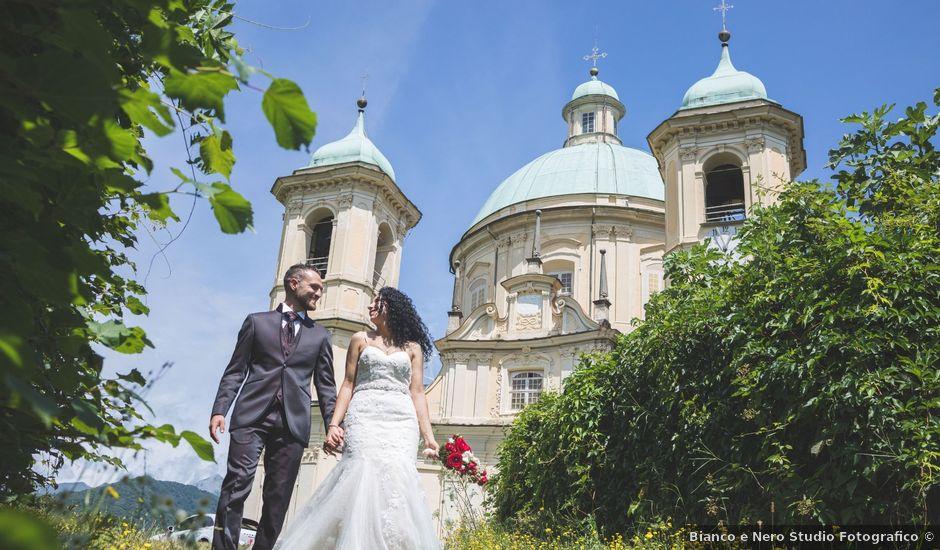 Il matrimonio di Davide e Sarah a Villar Perosa, Torino