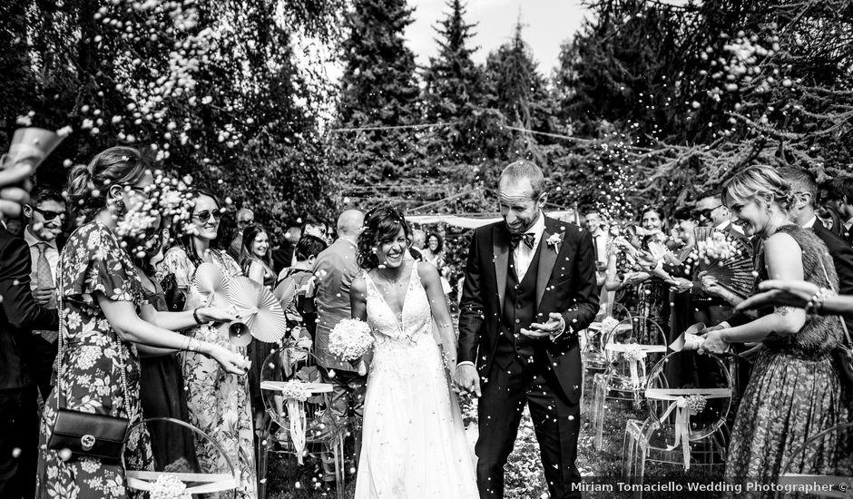 Il matrimonio di Claudio e Valentina a Cantalupa, Torino