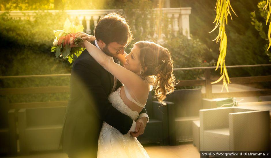 Il matrimonio di Rosaria e Diego a Avigliano, Potenza