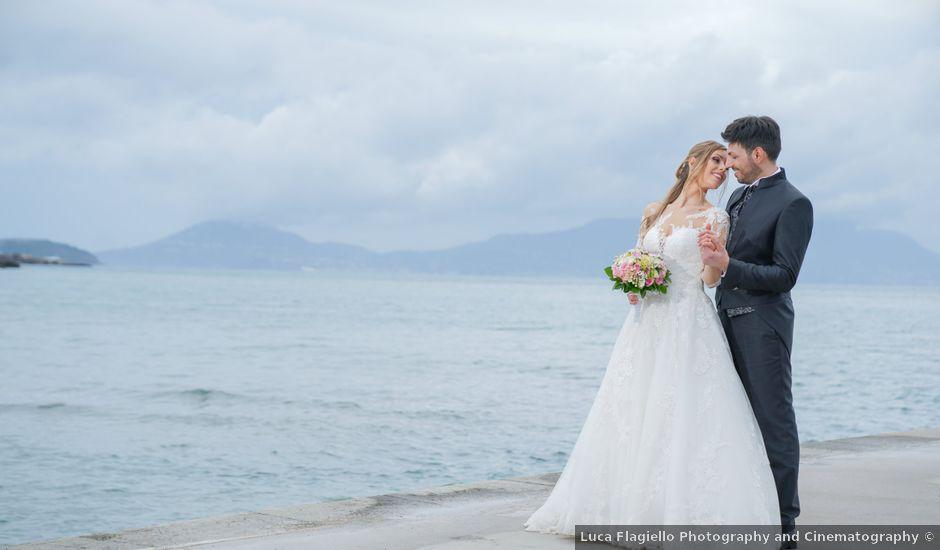 Il matrimonio di Antonio e Sonia a Pozzuoli, Napoli