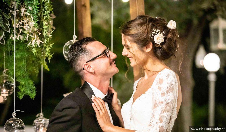Il matrimonio di Cristina e Valter a Tortoreto, Teramo