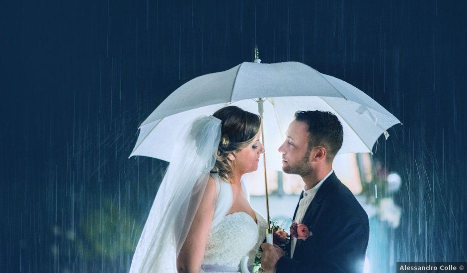 Il matrimonio di Giuseppe e Laura a Camaiore, Lucca