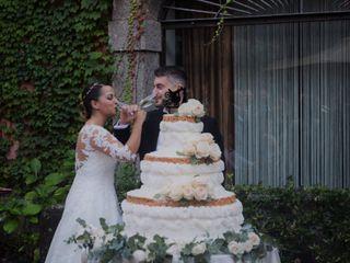 Le nozze di Antonio e Valentina