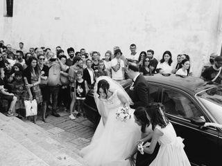 Le nozze di Isabella e Brunello 1