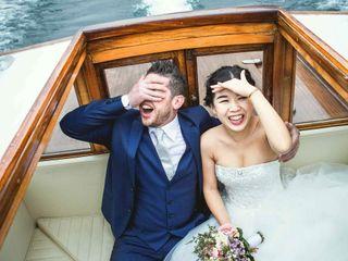 Le nozze di Yvonne e Jonathan