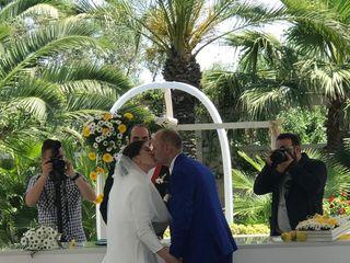 Le nozze di Terry e Sergio 2