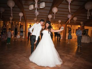 Le nozze di Alessandra e Fatos 1