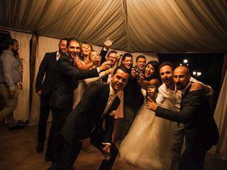 Le nozze di Alessandra e Fatos 3