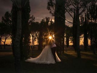 Le nozze di Alessandra e Fatos
