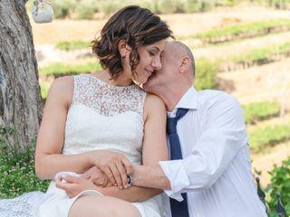 Le nozze di Anca e Ivan