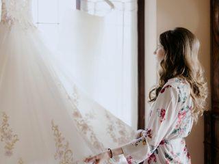 Le nozze di Alexandra e Fabrizio 1