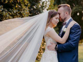 Le nozze di Alexandra e Fabrizio