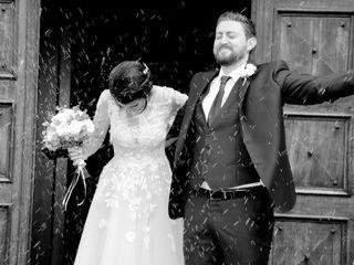 Le nozze di Luigi e Laura