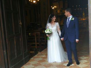 Le nozze di Sara e Jonathan