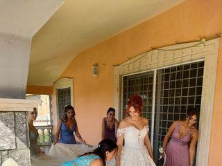 Le nozze di Giada e Manuel 1