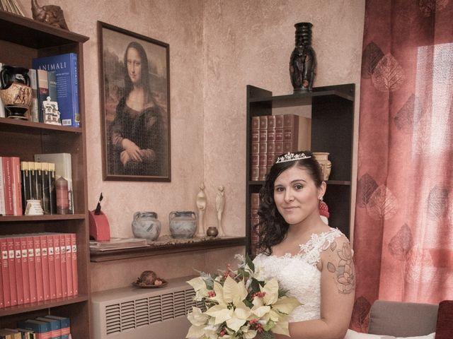 Il matrimonio di Marco e Giada a Sannazzaro de' Burgondi, Pavia 10