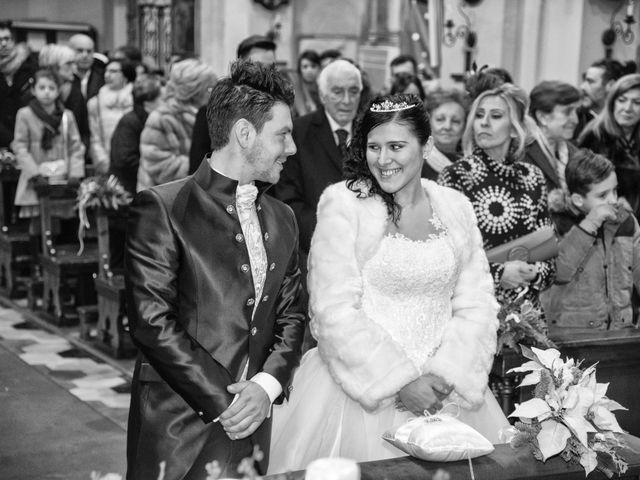 Il matrimonio di Marco e Giada a Sannazzaro de' Burgondi, Pavia 13