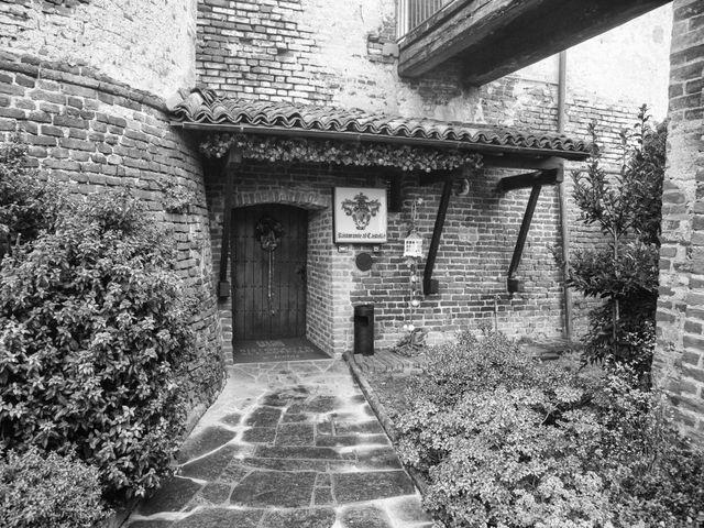 Il matrimonio di Marco e Giada a Sannazzaro de' Burgondi, Pavia 18
