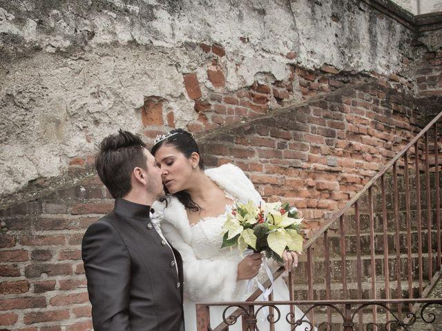 Il matrimonio di Marco e Giada a Sannazzaro de' Burgondi, Pavia 22