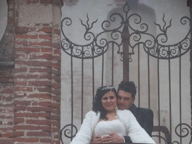 Il matrimonio di Marco e Giada a Sannazzaro de' Burgondi, Pavia 27