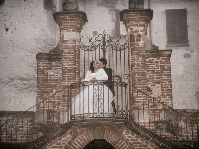Il matrimonio di Marco e Giada a Sannazzaro de' Burgondi, Pavia 28