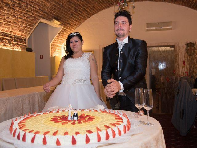 Il matrimonio di Marco e Giada a Sannazzaro de' Burgondi, Pavia 37
