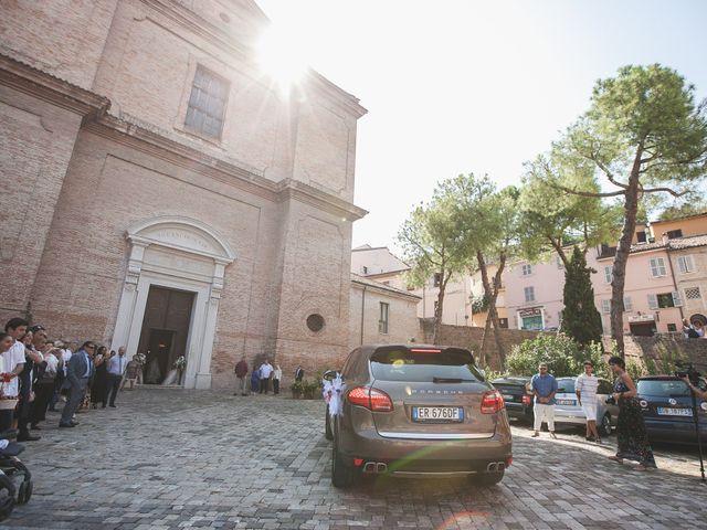Il matrimonio di Marco e Elena a Rimini, Rimini 15
