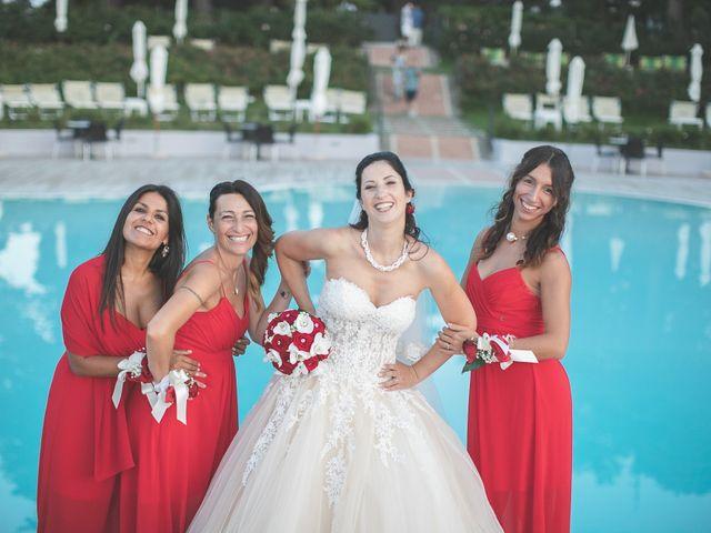 Il matrimonio di Marco e Elena a Rimini, Rimini 37