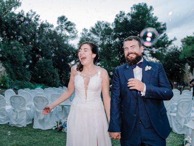 Le nozze di Gloria e Nicholas
