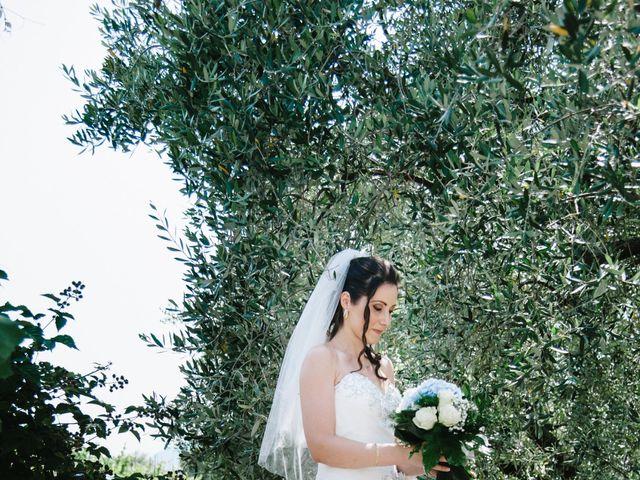 Il matrimonio di Davide e Serena a Ameglia, La Spezia 5
