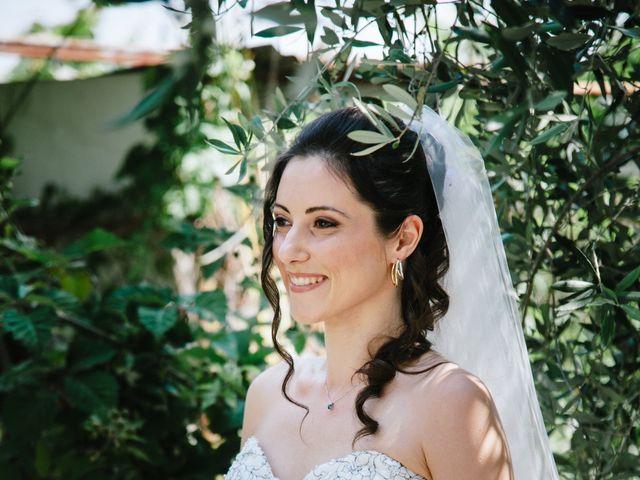 Il matrimonio di Davide e Serena a Ameglia, La Spezia 6