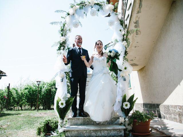 Il matrimonio di Davide e Serena a Ameglia, La Spezia 7