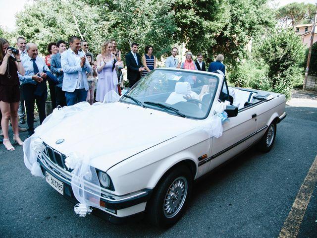Il matrimonio di Davide e Serena a Ameglia, La Spezia 10