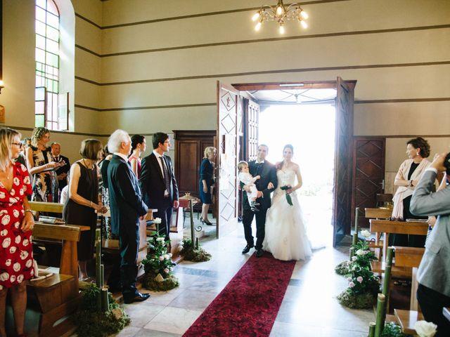 Il matrimonio di Davide e Serena a Ameglia, La Spezia 11