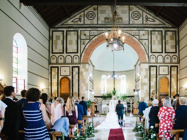 Il matrimonio di Davide e Serena a Ameglia, La Spezia 12