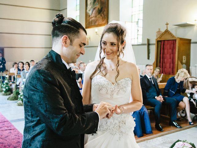 Il matrimonio di Davide e Serena a Ameglia, La Spezia 13