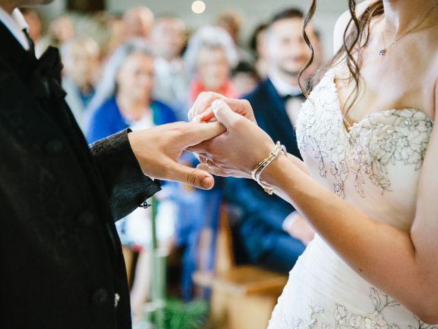 Il matrimonio di Davide e Serena a Ameglia, La Spezia 14