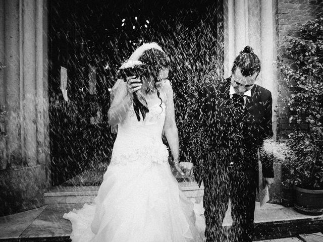 Il matrimonio di Davide e Serena a Ameglia, La Spezia 15