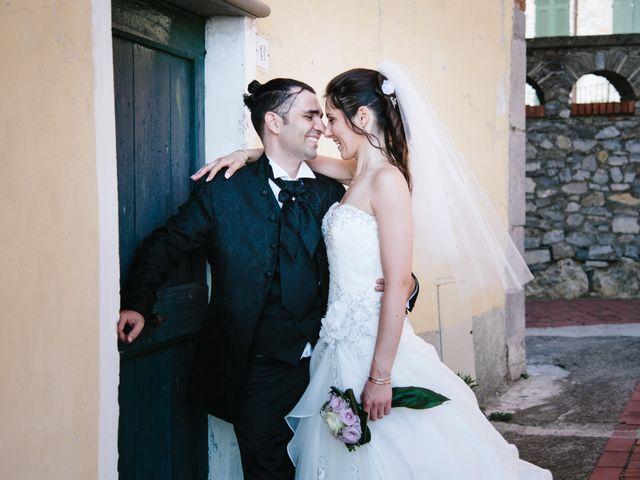 Il matrimonio di Davide e Serena a Ameglia, La Spezia 16