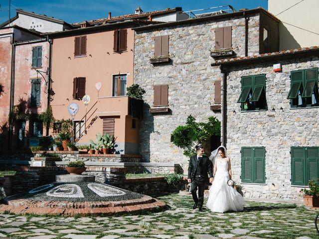 Il matrimonio di Davide e Serena a Ameglia, La Spezia 19