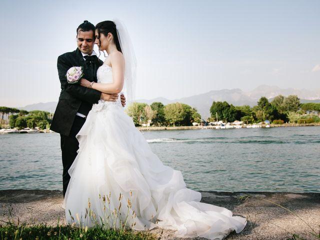 Il matrimonio di Davide e Serena a Ameglia, La Spezia 20