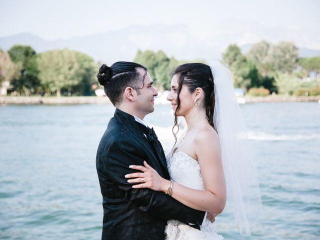 Il matrimonio di Davide e Serena a Ameglia, La Spezia 21