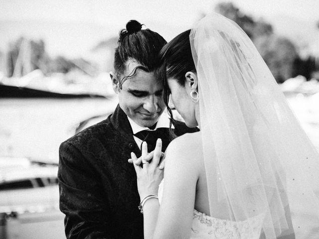 Il matrimonio di Davide e Serena a Ameglia, La Spezia 22