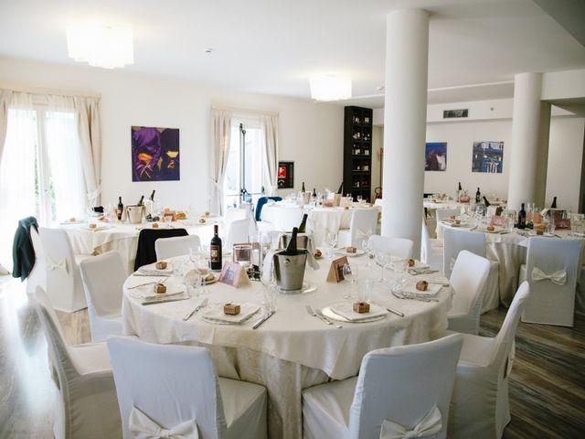 Il matrimonio di Davide e Serena a Ameglia, La Spezia 25