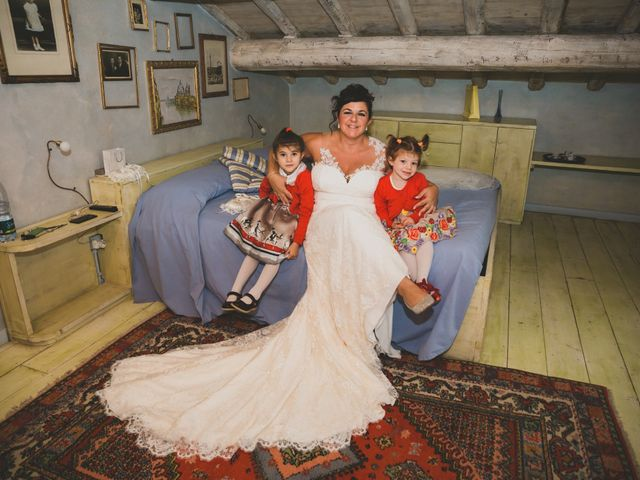 Il matrimonio di Emanuele e Lisa a Lu, Alessandria 6