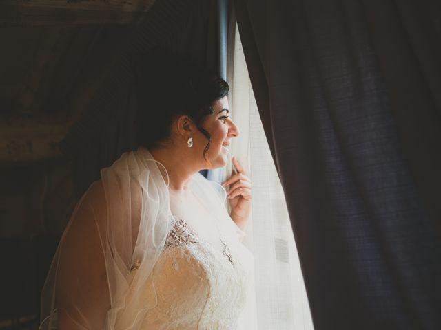 Il matrimonio di Emanuele e Lisa a Lu, Alessandria 8